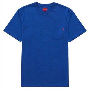 Supreme Royal Blue T-Shirt